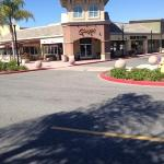  Milpitas Location, has outdoor dining in enclosed patio.