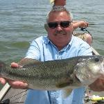  another nice bass caught in june 2012 while at king creek resort