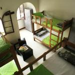  dormitorio compartido de mujeres, excelente vista, aire fresco, limpieza y comodida !!