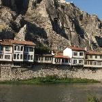 Across the river to Emin Efendi