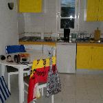 Kitchen area upper apartment