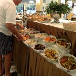  buffet di verdure