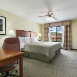 Most suites include spectacular views of the foothills of the Rocky Mountains.
