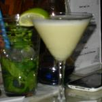 Key Lime Pie Martini.