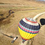 Above the Rest Hot Air Ballooning & Sky Diving Foto