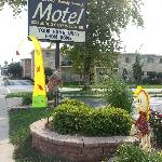 Foto van Gateway Motel and Inn