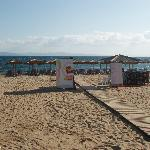 Golden Beach - Deserted in September - Great!