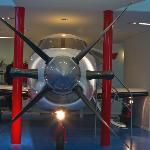A full scale replica of the fuselage of our operational Pilatus PC 12 Aircraft