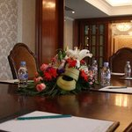  Rendezvous Executive Lounge Meeting Room Located