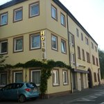 "Hotel ""Goldener Engel"" Speyer"