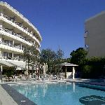  hotel e piscina
