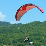  Joies du parapente  Samons