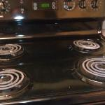 stove...burners did not fit ...not easy cooking on crooked burners