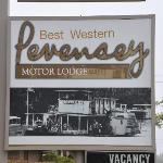 ภาพถ่ายของ BEST WESTERN Pevensey Motor Lodge