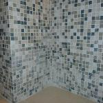 finished tiling
