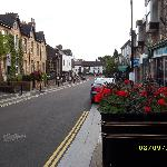  Llandaff High Street with Malsters and Green Awning of Kalla Bella