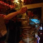  snake wine!