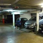  Garage interno