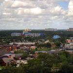 Downtown Disney Room View