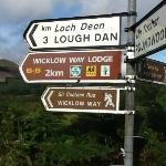 Foto de Lough Dan House Bed and Breakfast
