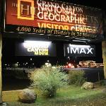 Grand Canyon Imax Theater Foto