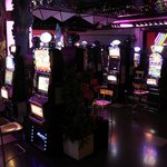 Sala slot con VLT, Roulette, Black Jack e Poker Texas Hold'Em