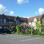 The Bolingbroke Arms resmi