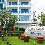 Foto di Cera Resort Chaam