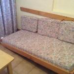 this was one of our sofa beds on arrival, took the photo to ensure we got our deposit back