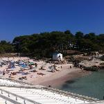  Cala Blanca Beach