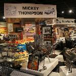 Mickey Thompson Exhibit at Museum of American Speed
