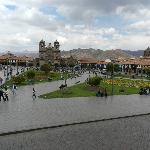 Esquina Plaza del Cusco, a solo pasos del hotel Plaza Inn