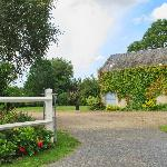  Entrance to the Ferme