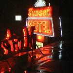 Sunset Motelの写真