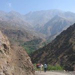 trek from Imlil