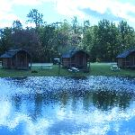  KOA cabins