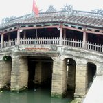 Famous Bridge in Hoi An