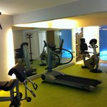  fitness center &amp; hammam