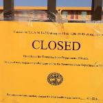 pool closed by dept of health