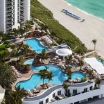 Trump Miami Pool and Ocean Views