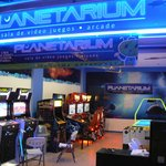 Planetarium Arcade