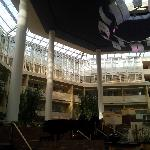 Breakfast Atrium