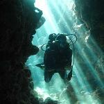 Diving in Dahab with Pospadan