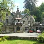 Plas Dolmelynllyn Hall Hotel