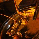  Fantastic lobster soup at Anitcca Scalera in Castellammare