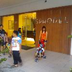 Photo de Asphodel Inn Singapore
