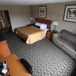  Room 106 Comfort Inn, Clarion, PA
