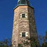 The Cape Henry Lighthouse