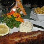 Fish & Chips at the Kristal