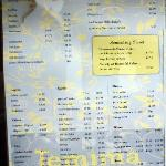  Menu Left Side